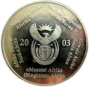 2 Rand (Aigles) – avers