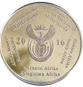 2 Rand (Dolos) – avers