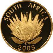 5 Rand (Albert John Luthuli) – avers