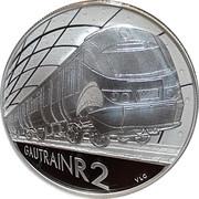 2 Rand (Gautrain) – revers
