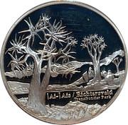 50 Cents (Richtersveld Transfrontier Park) – revers