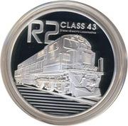 2 Rand (Diesel Electric Locomotives) – revers