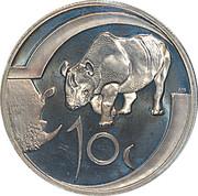 The Rhino 10C (Wildlife Series - Survivor) – revers