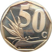 50 cents -  revers