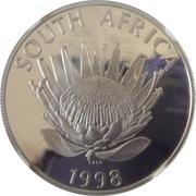 1 Rand (Année nationale de l'enfance) – avers