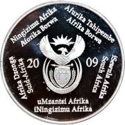 2 rand (Cap de Bonne-Espérance) – avers