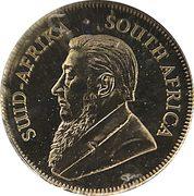 1/50 Ounce Krugerrand – avers