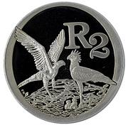 2 Rand (Messager sagittaire) – revers