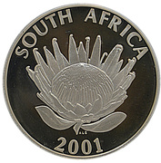 1 Rand (Tourisme) – avers