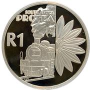 1 Rand (Tourisme) – revers