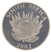 1 Rand (Sommet mondial sur le développement durable) – avers