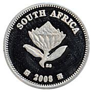 2 ½ Cents (Année polaire internationale) – avers