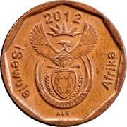 10 cents (Afrika-Isewula) -  avers