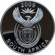 10 cents (Maloti  Drakensberg Transfrontier Project) – avers