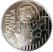 10 Rand (White-backed Night Heron - colourized) – avers