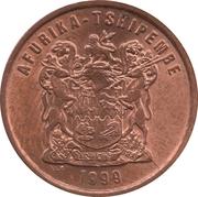 2 cents (en venda - AFURIKA TSHIPEMBE) – avers