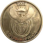5 cents Léopard – avers