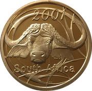 50 cents (buffle) – avers