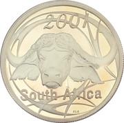 10 cents (buffle) – avers