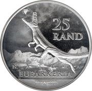25 Rand (Euparkeria) – revers