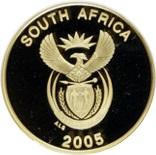 2 rand (Mapungubwe) – avers