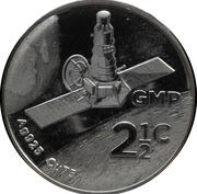 2½ cents (Alunissage - Pratley's Polymer Putty) – revers