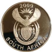 5 Cents (Maloti Drakensberg Transfrontier Peace Park) – avers