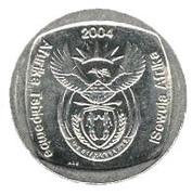 2 rand (en Venda et Ndébélé - ISEWELA AFRIKA) -  avers