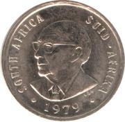 10 cents (Nicolaas J. Diederichs) -  avers