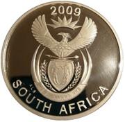 20 Cents (Maloti Drakensberg Park) – avers