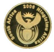 2006 Gold 1/10th oz The emaSwati people – avers