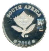 2 1/2 cents (Locomotive électrique Class 10M3) – avers