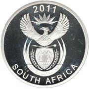 50 cents (Parc transfrontalier du Grand Limpopo) – avers