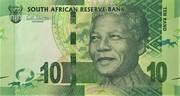 "10 Rand (""Nelson Mandela"" w/o Omron rings) – avers"