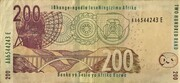 200 Rand – revers