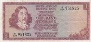 1 Rand – avers