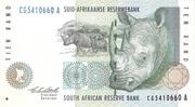 10 Rand – avers