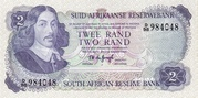 2 Rand – avers