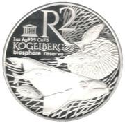 2 Rand (Kogelberg Biosphere Reserve - Marine) – revers