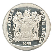 2 rand (SUID-AFRIKA - SOUTH AFRICA) -  avers
