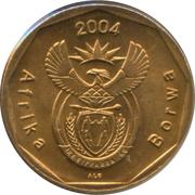 20 cents (en sepedi / sesotho - AFRIKA BORWA) -  avers