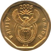 10 cents (en sepedi / sesotho - AFRIKA BORWA) -  avers