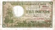 5 Pounds -  avers