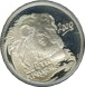 5 Cents (Lion - Predator of Africa) – avers