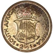 2½ shillings - George VI (Type 2) -  revers