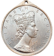 Coronation of Elizabeth II (Borough of Port Shepstone) – avers