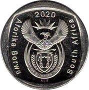 2 rand (Liberté de religion, de croyance et d'opinion) – avers