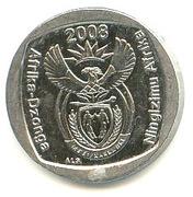 1 rand (en Tsonga et Swati - NINGIZIMU AFRIKA) -  avers