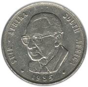 1 rand (Marais Vilroen) -  avers