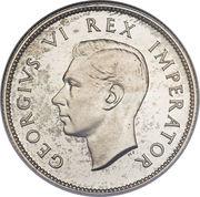 2 shillings - George VI -  avers